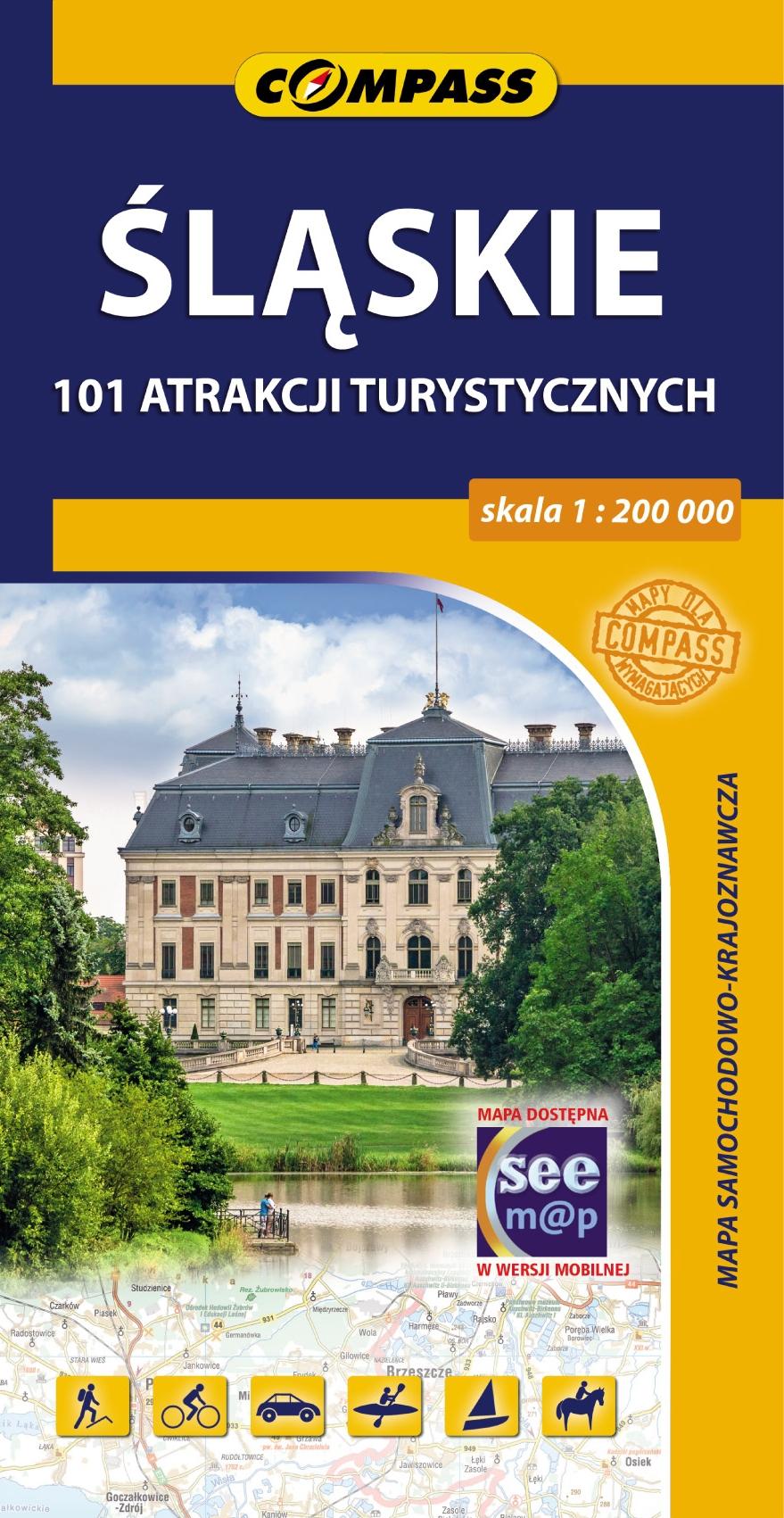 Śląskie 101 atrakcji turystycznych